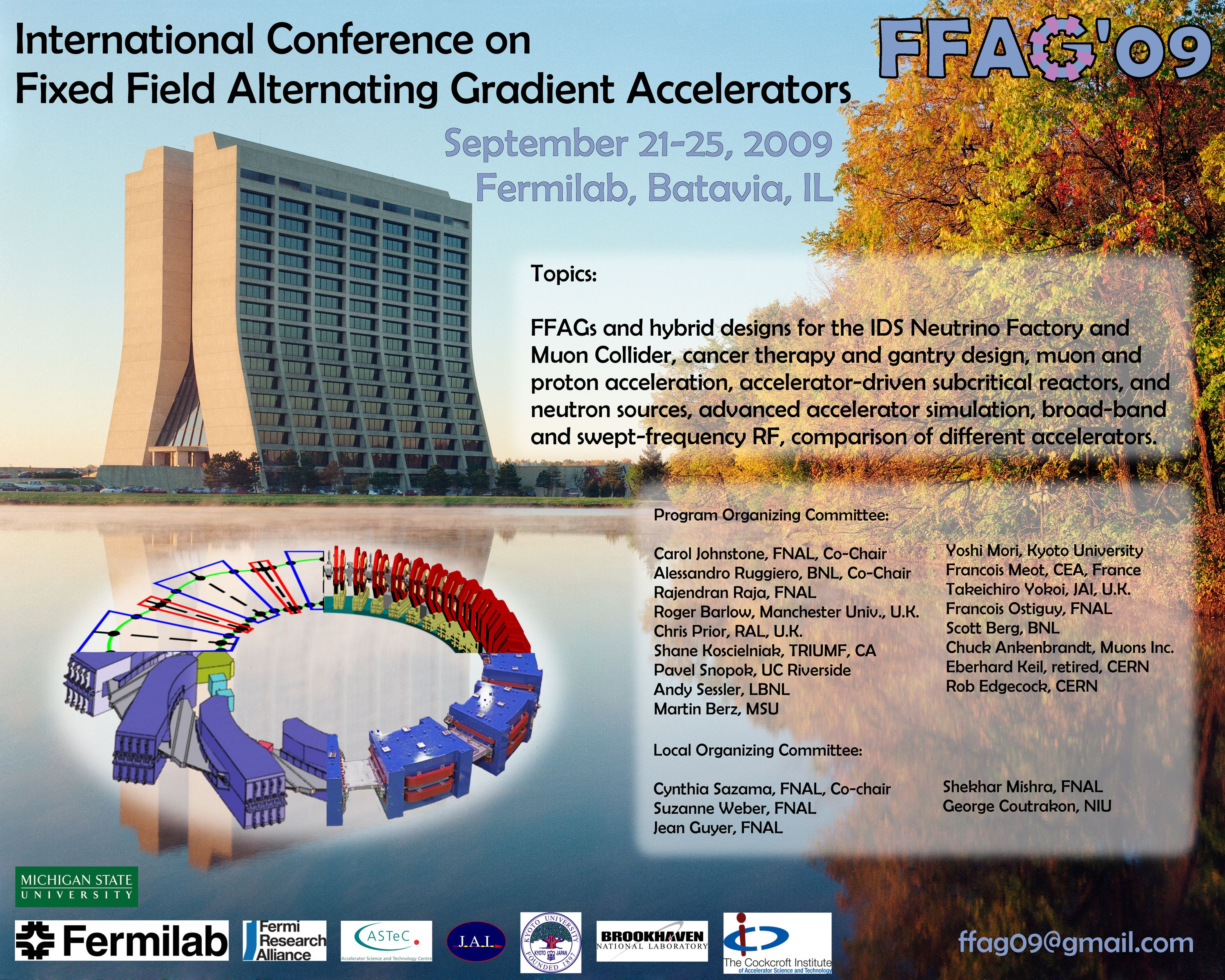 International workshop FFAG'
